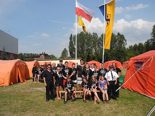 Zeltlager Polen 2012