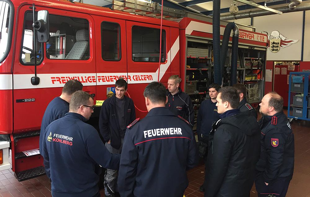 Feuerwehr Keltern